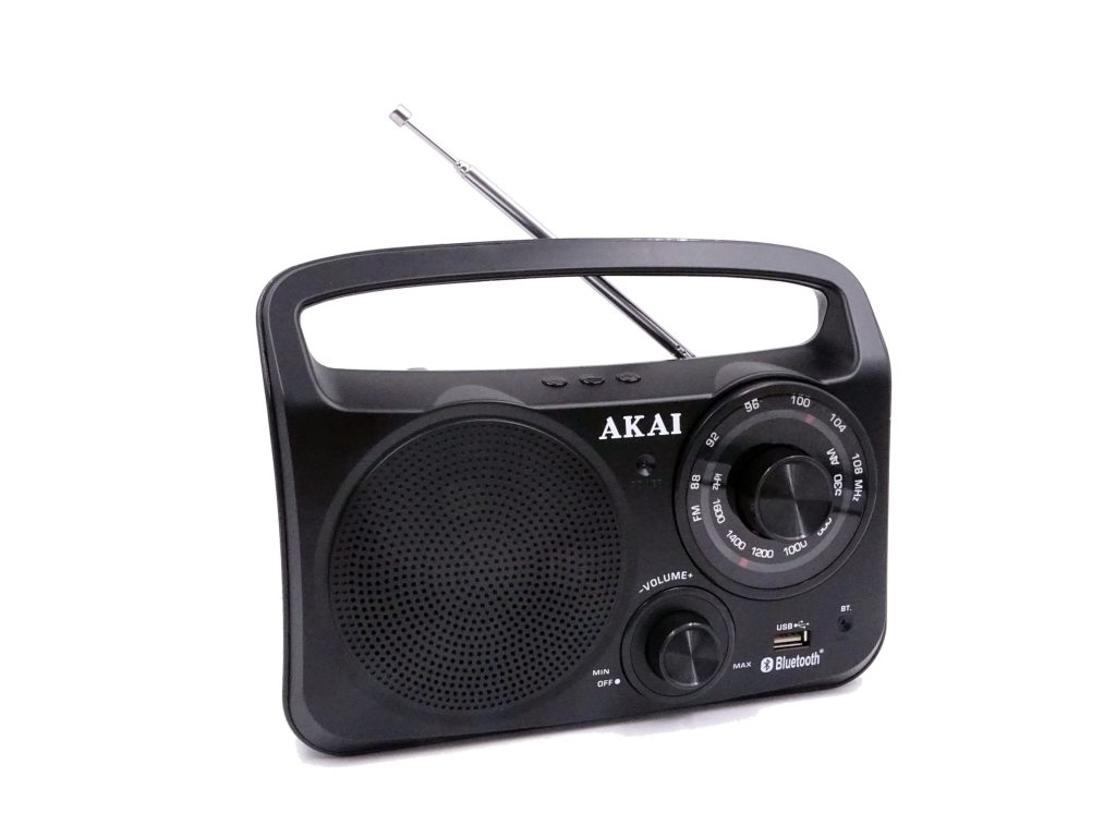 Radio Portabil, Bluetooth, AKAI APR-85BT