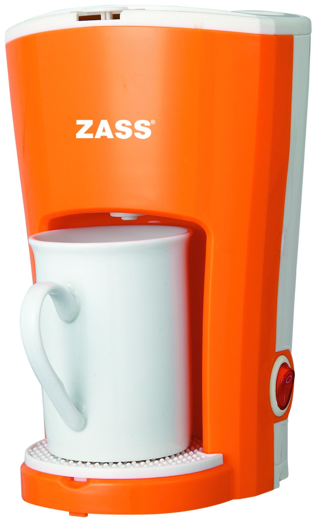Cafetiera Zass ZCM 08