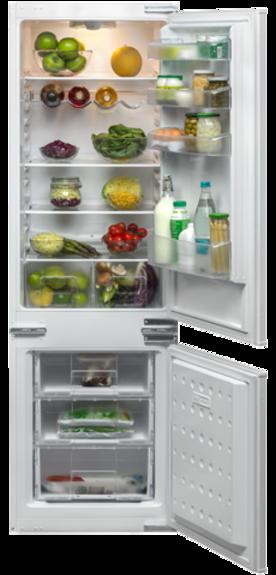 Combina frigorifica incorporabila Beko CBI7702