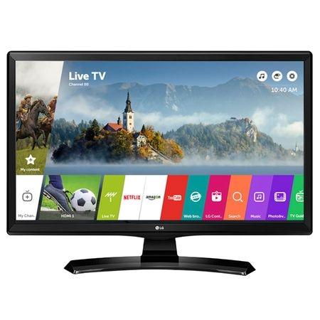 Televizor LED Smart LG, 60 cm, 24MT49S-PZ, HD