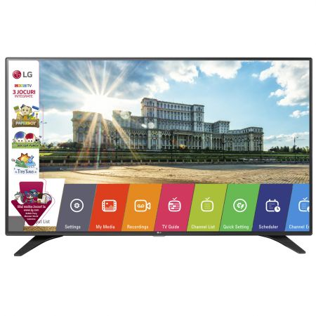 Televizor LED Game TV LG, 80 cm, 32LH530V, Full HD