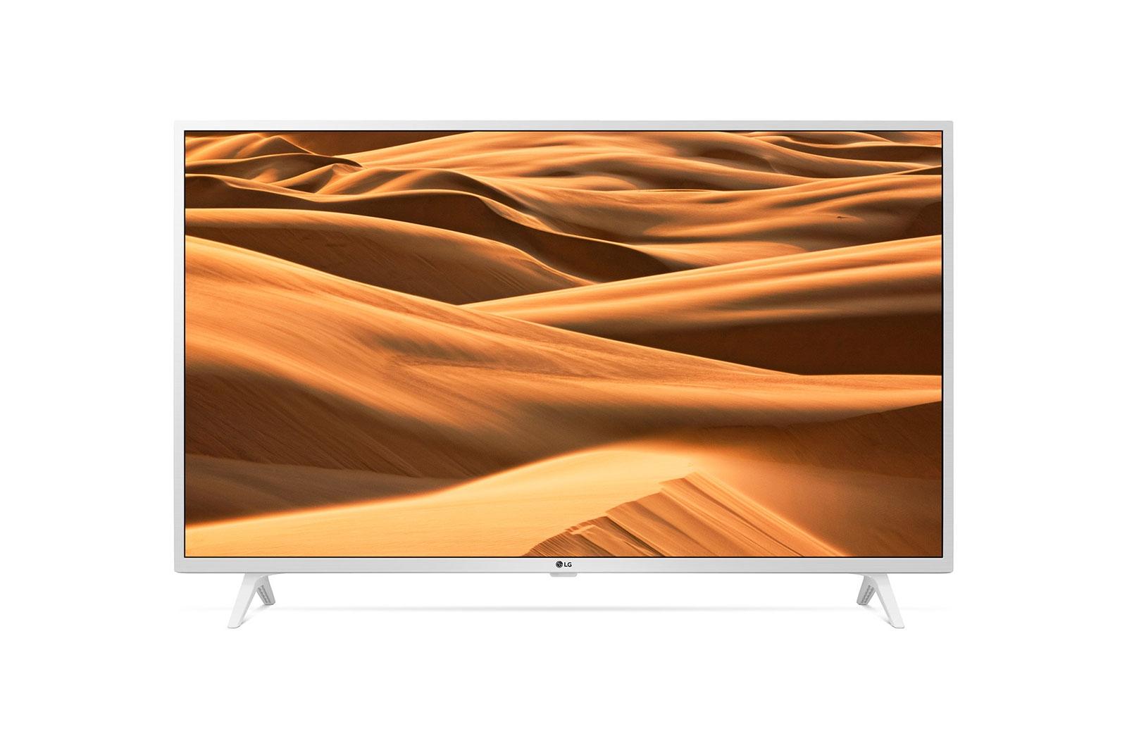 Televizor LED Smart LG, 108 cm, 43UM7390PLC, 4K Ultra HD