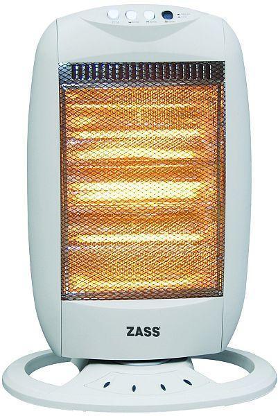 Radiator cu halogen Zass HS 01