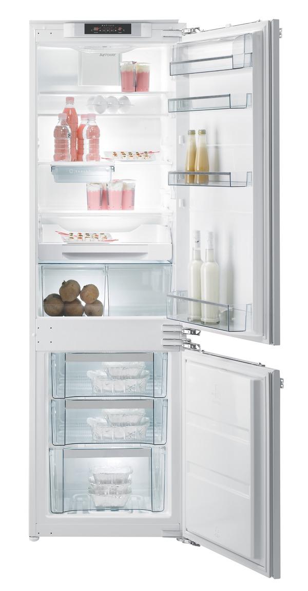 Combina frigorifica incorporabila Gorenje NRKI5181LW