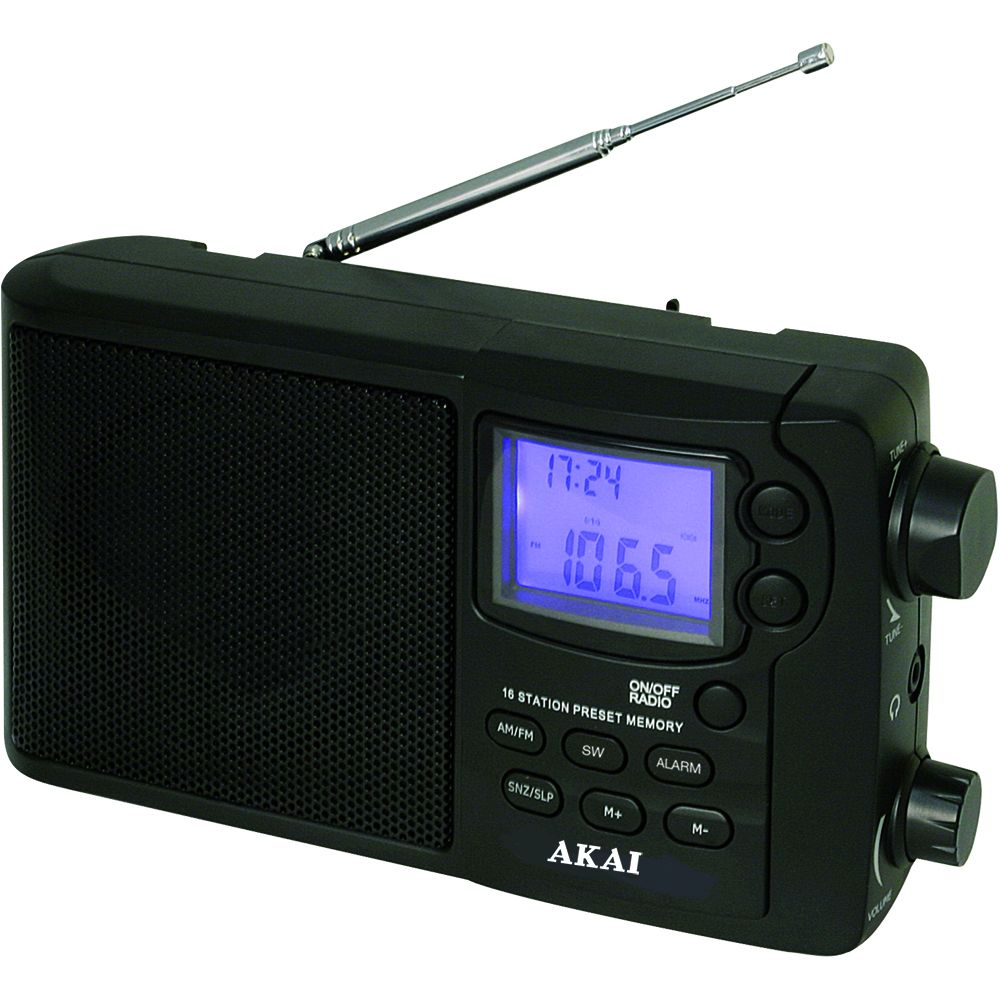 Radio portabil Akai APR-2418
