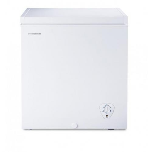 Lada frigorifica Heinner HCF-N145A+, 139 l, Clasa A+, Control mecanic, H 82.5 cm, Alb