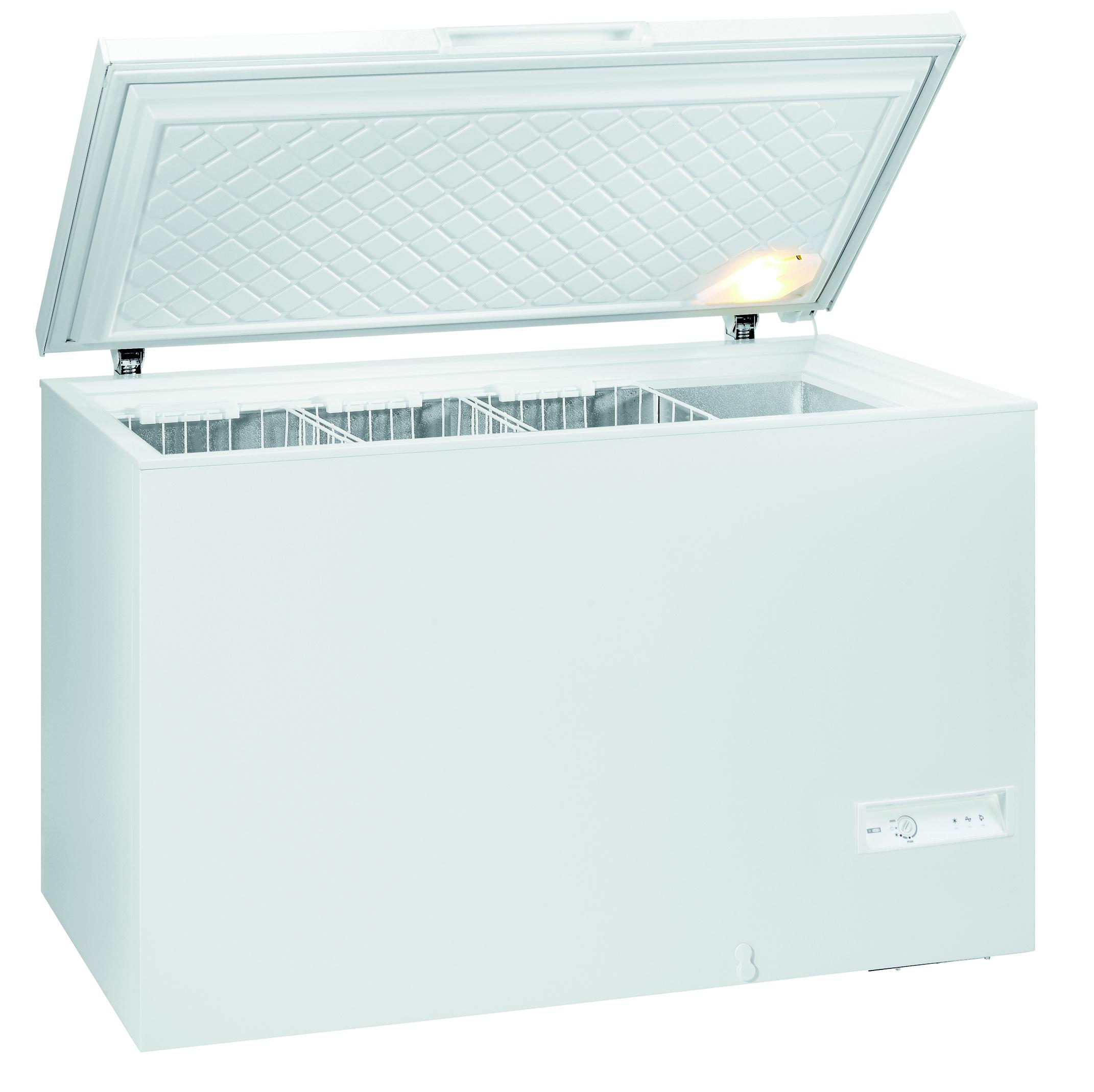 Lada frigorifica Gorenje FHE301W
