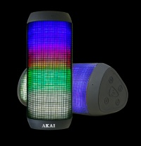 Boxa Portabila cu Bluetooth si LED-uri AKAI ABTS-900