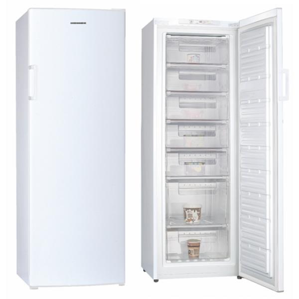 Congelator Heinner HFF-212EA+, 212 l, 7 sertare, Clasa A+, Control electronic, H 171 cm, Alb