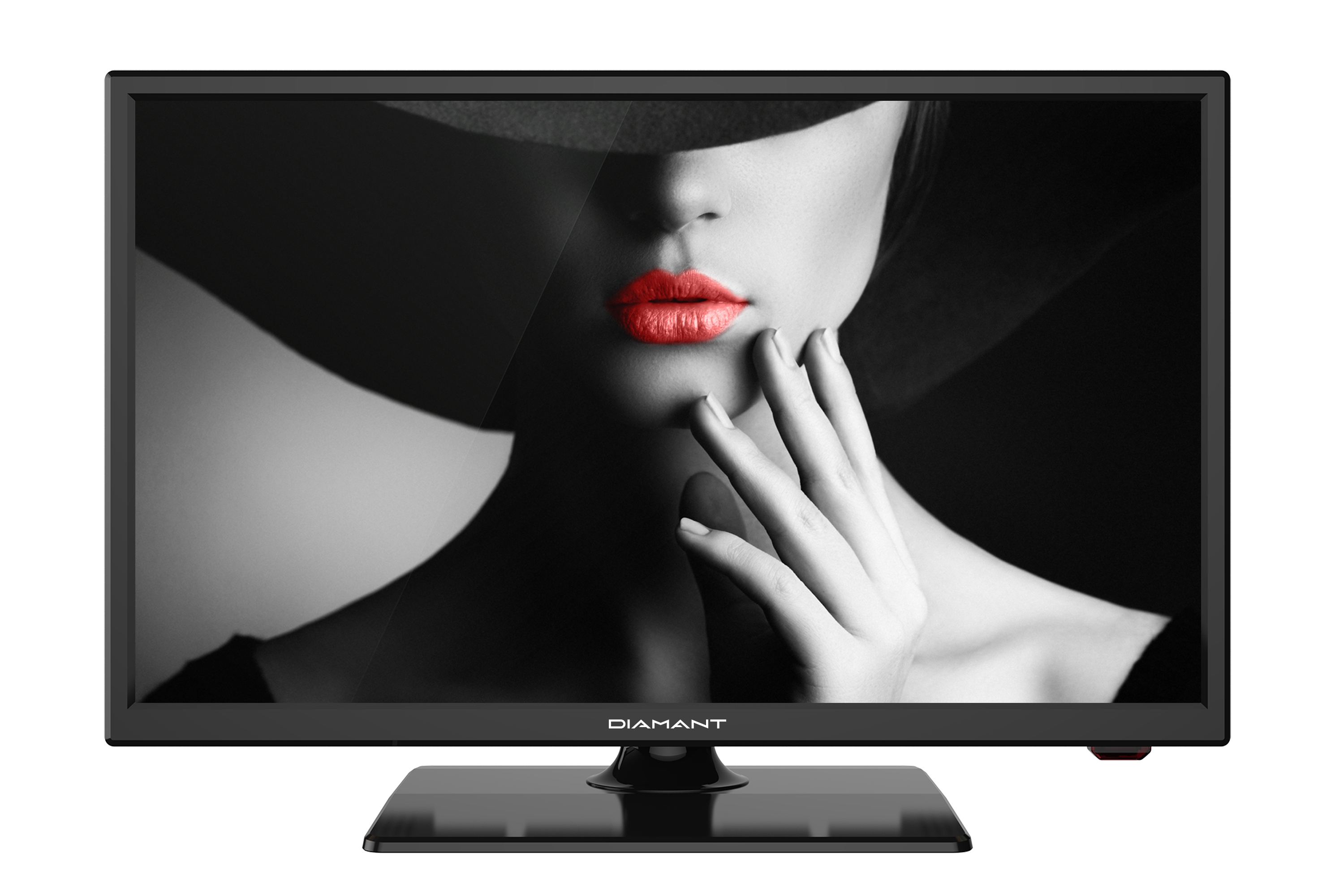 Televizor LED Diamant 22HL4300F, 56cm, Full HD, Negru