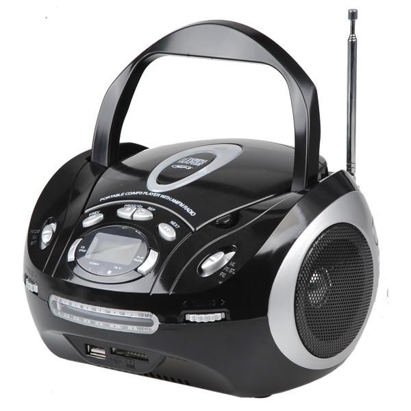 Radio CD portabil Teletech DV-350