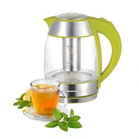 Fierbator cu filtru de ceai Heinner HEK-TF2200GR