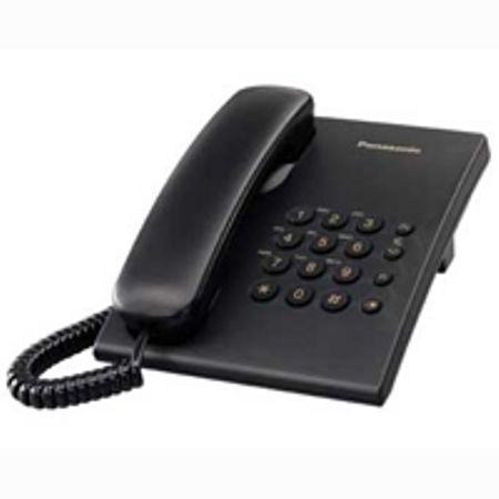 Telefon analogic Panasonic KX-TS500FXB