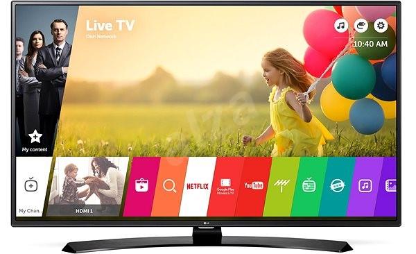 Televizor LG LED Smart 43'' 43LH630V FULL HD