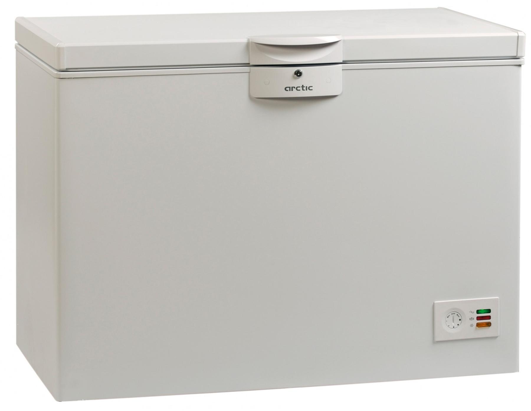 Lada frigorifica Arctic O30+, 298 l, Clasa A+, L 110.1 cm, Alb