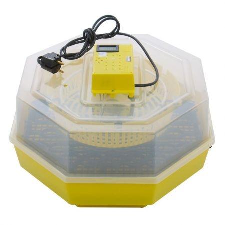 Incubator pentru oua, cu dispozitiv intoarcere oua si termometru CLEO 5DT