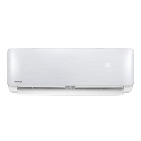 Aparat de aer conditionat Heinner HAC-12CWF-SL Inverter, 12000 BTU, Clasa A++, Wi-Fi Control, Filtru High Density, Display LCD, Auto Restart, Autodiagnoza, Argintiu lucios