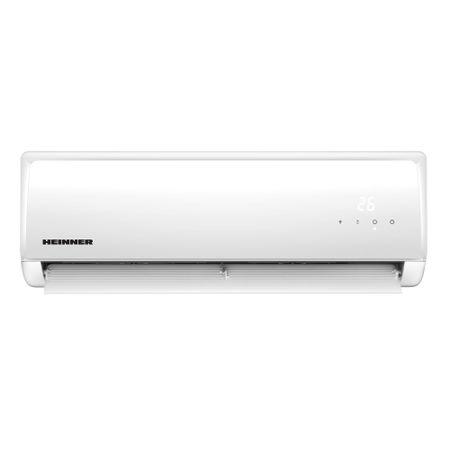 Aparat de aer conditionat Heinner HAC-12INVB Inverter, 12000 BTU, Clasa A++, Display LCD, Auto Restart, Autodiagnoza