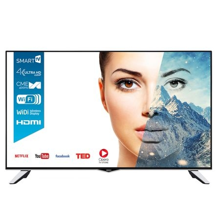 Televizor LED Smart Horizon, 109 cm, 43HL8510U, 4K Ultra HD
