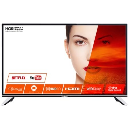 Televizor LED Smart Horizon, 102 cm, 40HL7530U, 4K Ultra HD