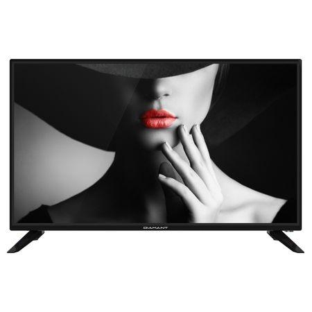 Televizor Horizon Diamant 39HL4300H/A Seria HL4300H/A, 99 cm, HD Ready, Negru