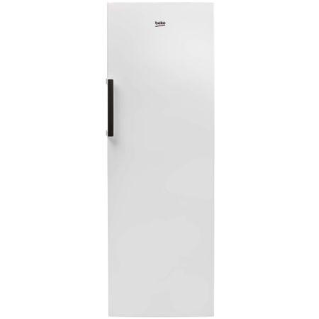 Congelator Beko RFNA312K21W, No Frost, 277 l, A+, 8 compartimente, H 185,3 cm, Alb