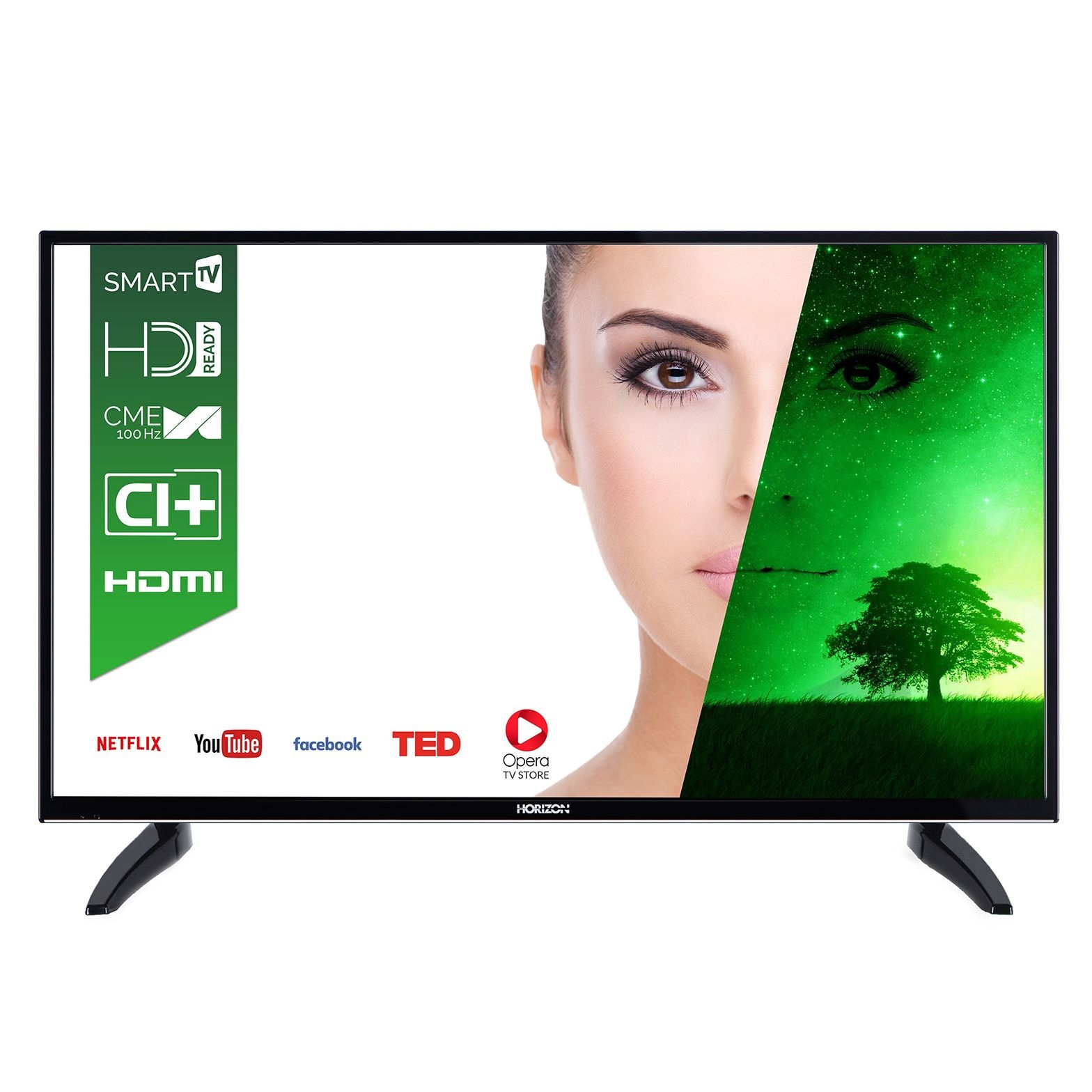 Televizor LED Smart Horizon, 80 cm, 32HL7310H, HD