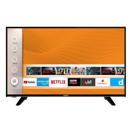Televizor LED Smart HORIZON, 126 cm, 50HL7590U, 4K Ultra HD