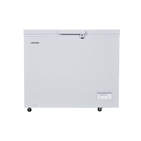 Lada frigorifica Heinner HCF-316NHA+, 316 l, Clasa A+, Alb