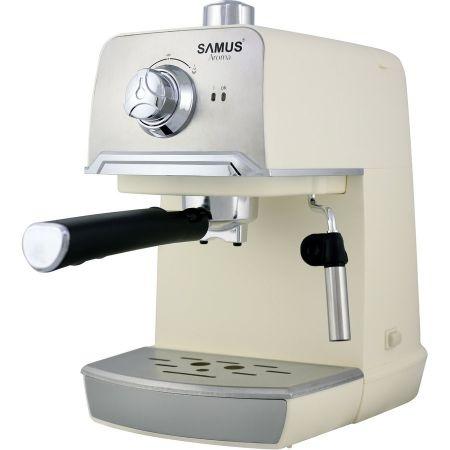 Espressor Samus Aroma, 850 W, 15 Bar, 1.2 l, Crem