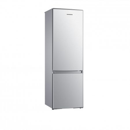 Combina frigorifica Heinner HC-H273SF+, 273 l, Clasa A+, H 176 cm, Argintiu