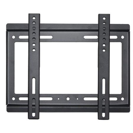 "Suport TV RTS, RDB-46/15 B27, Fix, diagonala 14""-42"", 25 Kg, negru"