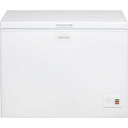 Lada frigorifica Arctic O30P+, 298 l, Clasa A+, Alb texturat