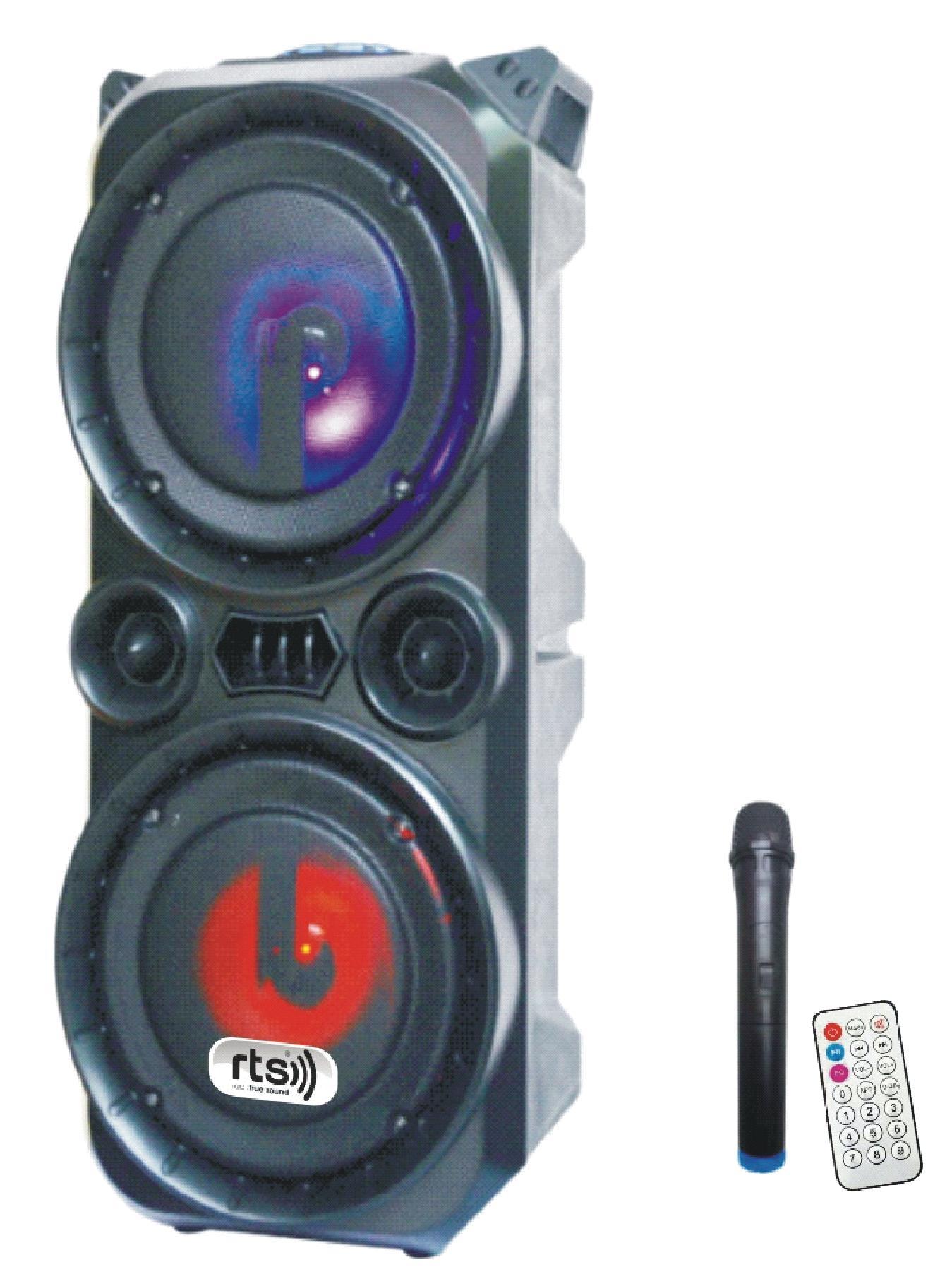 Boxa profesionala RTS-63, 16 W, Bluetooth